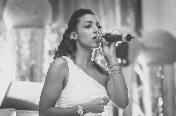Chanteuse Bar Mitzvah