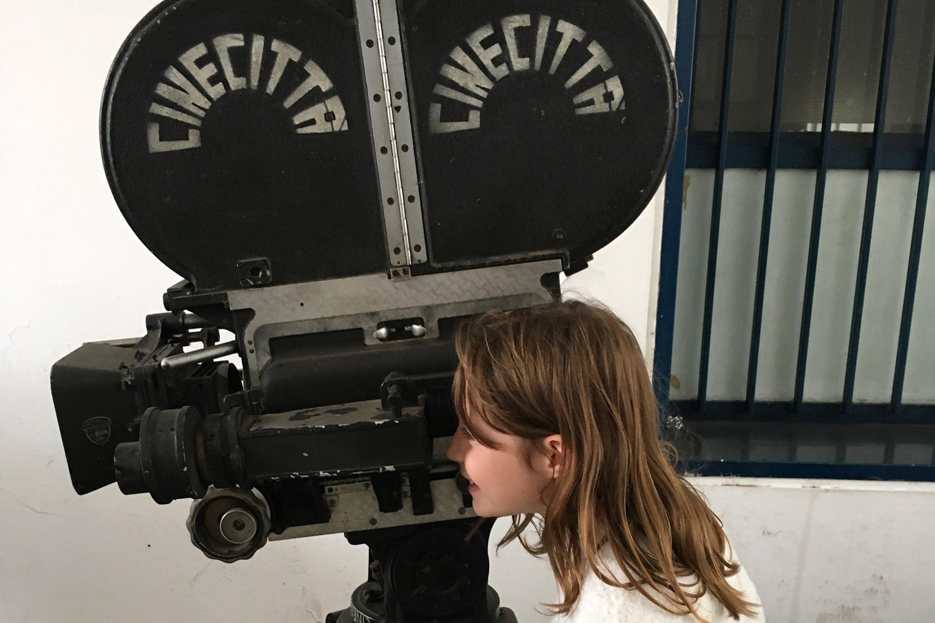Classe découverte cinéma cycle 2, cycle 3